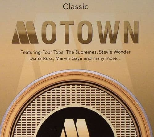 Various<br>Classic Motown<br>3CD, Comp